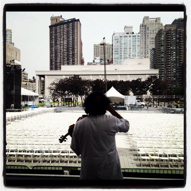 L. Subramaniam/Lincoln Center