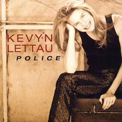 Kevyn Lettau<br />Police