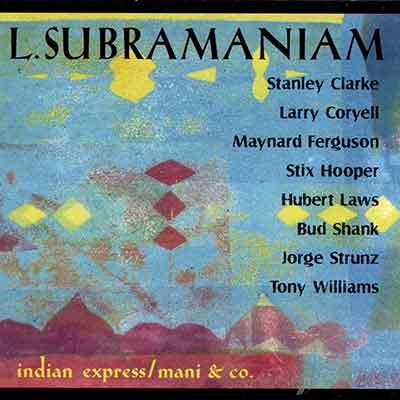 L. Subramaniam-Indian Express