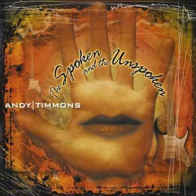 Andy Timmons<br />The Spoken and the Unspoken