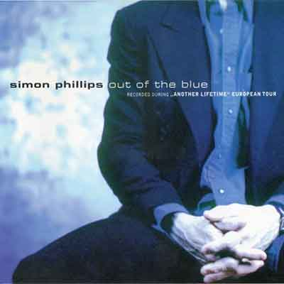 Simon Phillips<br />Out of the Blue