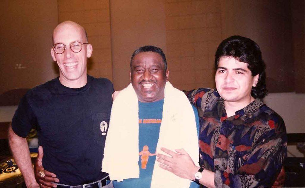 Jerry Watts Jr./Bernard Purdy/Otmaro Ruiz