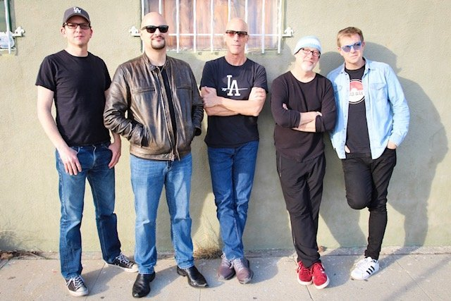 Gavin Templeton/Dan Rosenboom/Jerry Watts Jr./Gary Novak/Jeff Babko